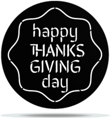 Gobo Holidays Thanksgiving