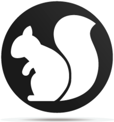COPY OF Gobo Animal Squirrel