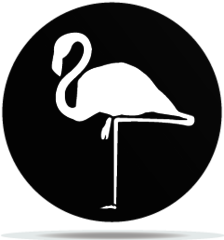 Gobo Animal Flamingo