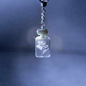 Other Crystal Square Keychain